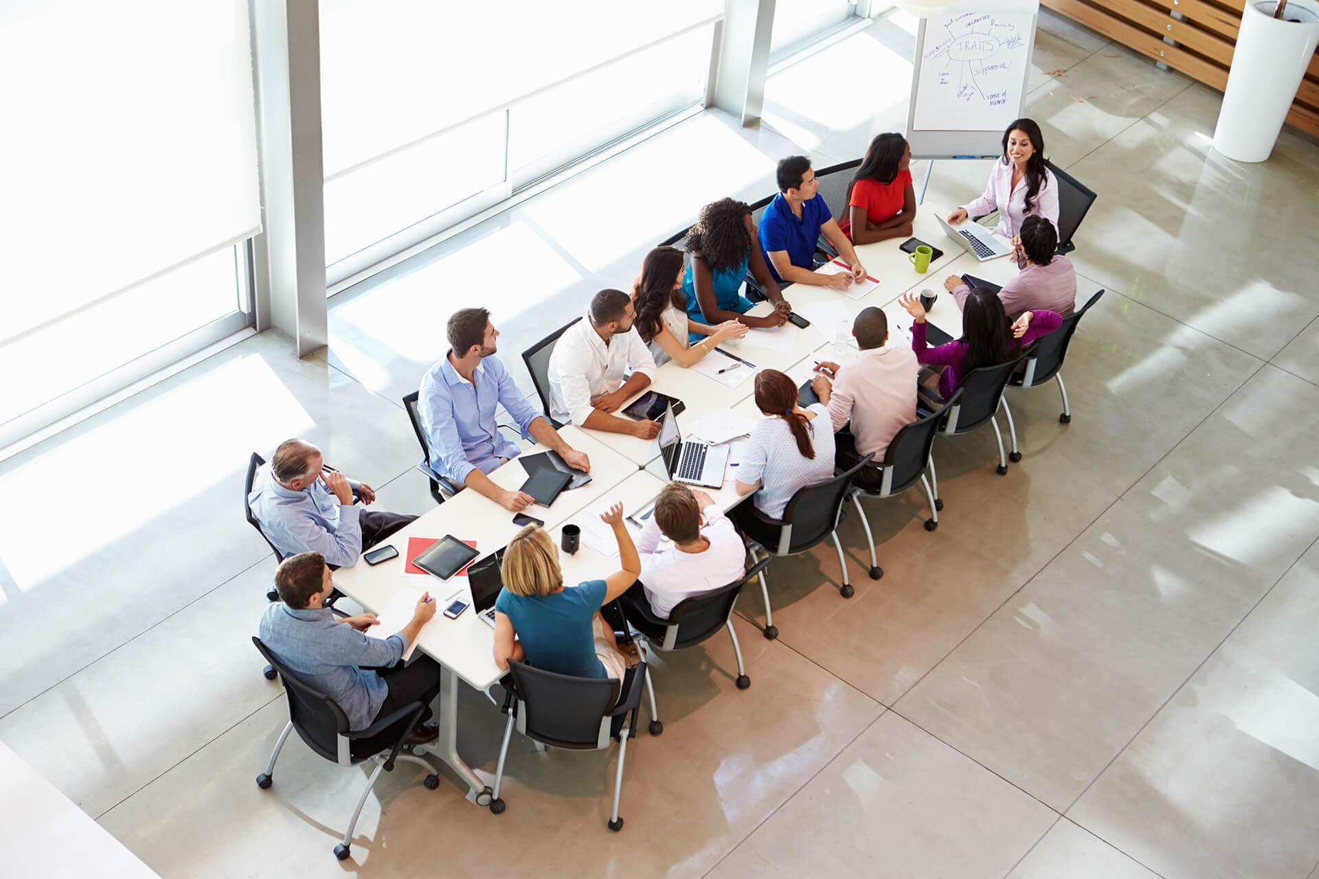 «Планерка» как способ повышения лояльности персонала компании - картинка bg section top home teamleasing