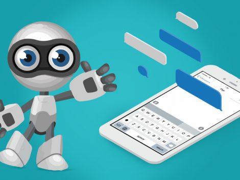 Чат-бот в сфере HR: современный помощник, за которым будущее - картинка chatbot-facebook-470x353