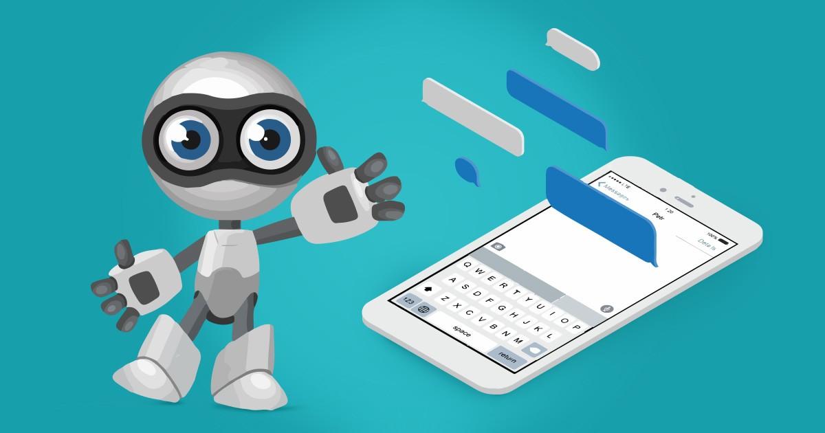 Чат-бот в сфере HR: современный помощник, за которым будущее - картинка chatbot-facebook