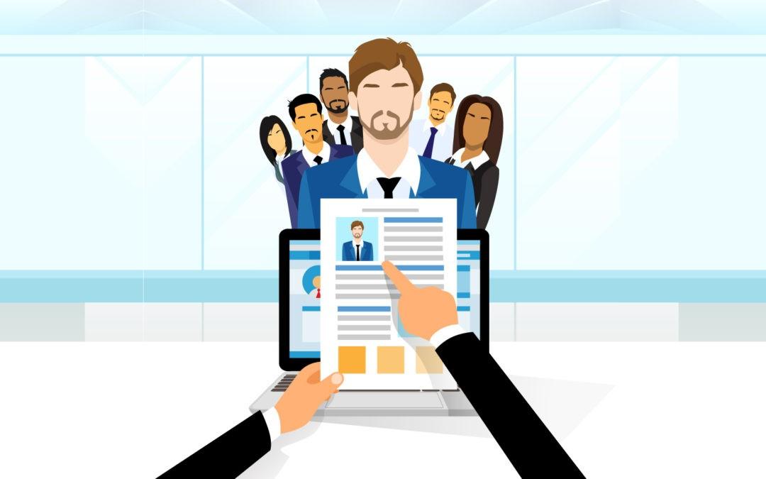 Методы подбора и отбора персонала - картинка resume